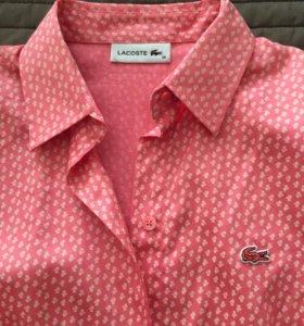 Женская блузка Lacоste