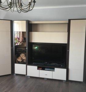 Шкаф-стенка в гостиную
