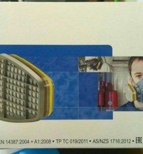 Фильтры 3M для защиты от газов и паров