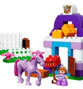 LEGO DUPLO Серия :Принцессы Дисней/София