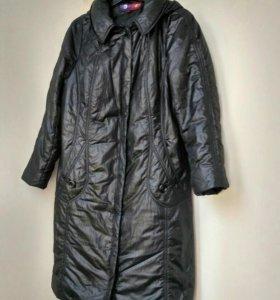 Плащ пальто р.50