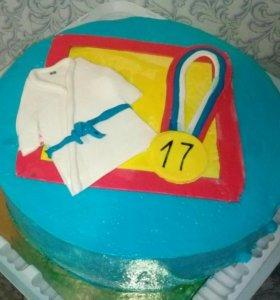 Тортики для вашего праздника.