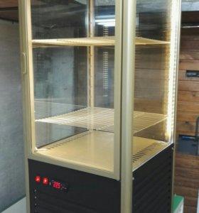 Холодильная кондитерская витринаCarboma R120C