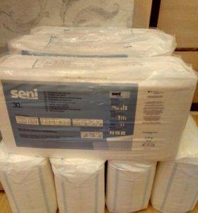 Подгузники Сени 3 размер
