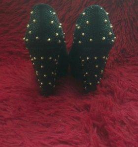 Очень удобные туфли горка