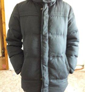 Зимний пуховик на мальчика