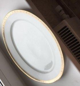 Набор праздничных тарелок