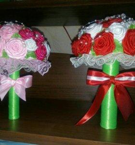 Фальш букет невесты