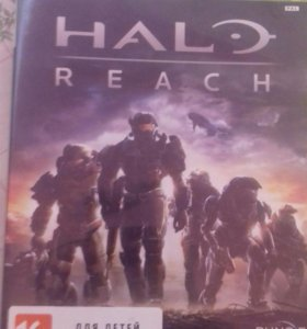 Диск halo: reach