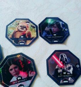 """Карточки """"Звёздные войны"""""""