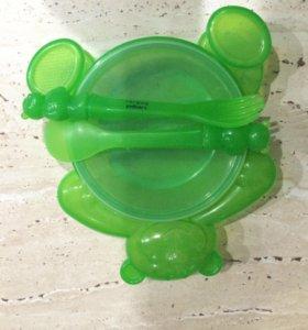 Детская посуда Канпол