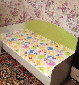 Кровать детская КД-2