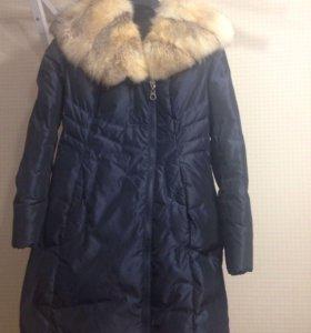 Куртка женская зима clasna