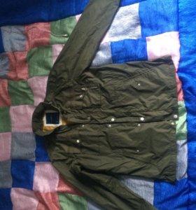 Куртка ветровка легкая
