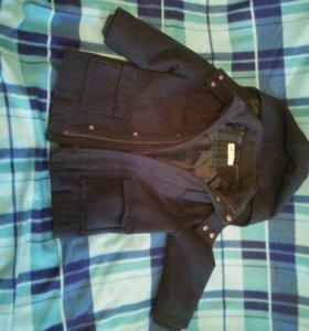 Пальто на мальчика на 2-3 года