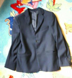 Пиджак для школы р. 140