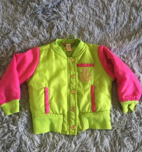 Курточка демисезон 1-2 года