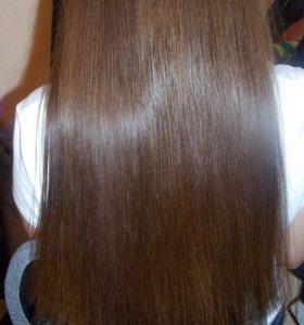 Полировка волос+подравнивание кончиков бесплатно