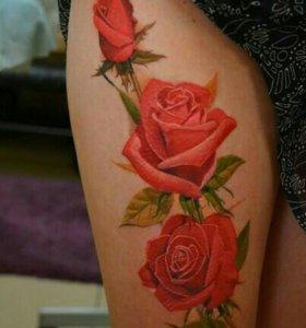 Татуировки...