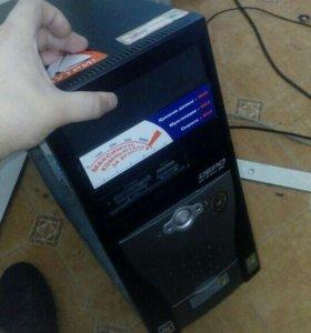 Комплект системник+монитор