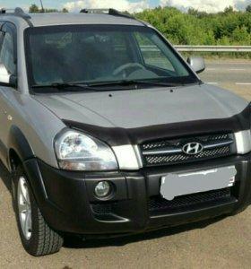Hyundai Tucson 2005 2.7