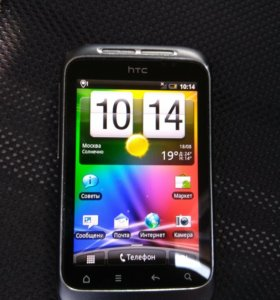 HTC Wildfire A510