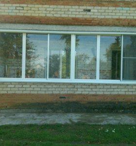 Пластиковые окна, балконы и лоджии!