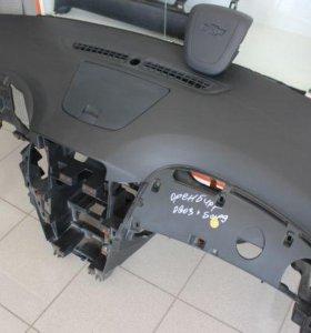 Торпедо на Chevrolet Cruze