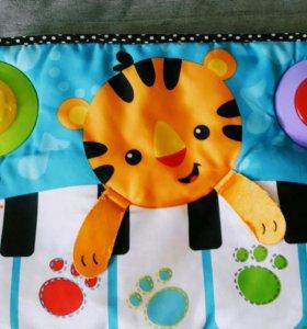 Музыкальный тигренок