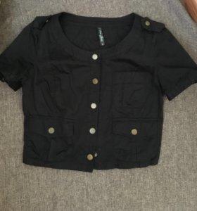 Укороченный пиджак 42р.
