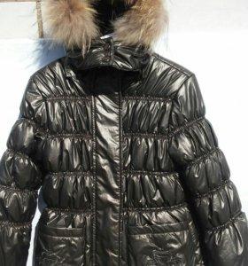 Новая куртка 116