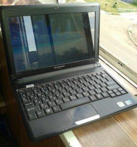 Шустрый нетбук Lenovo S10-3C