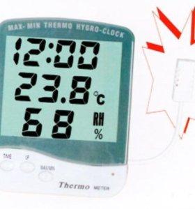 Инкубаторный Гигрометр + термометр