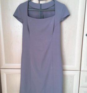 Платье 44 р б/у