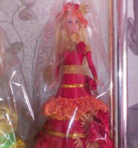 Кукла шкатулочка
