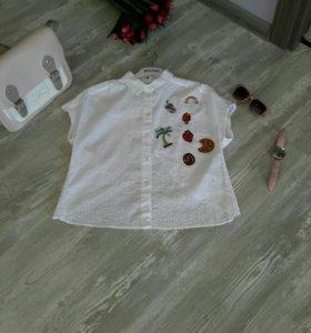 НОВАЯ рубашка MONKI