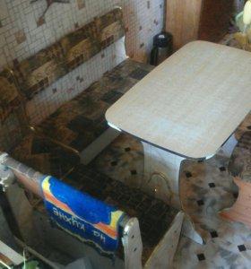 Уголок кухонный