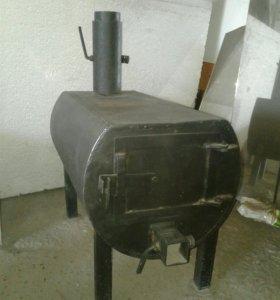 Печка 700*420*360