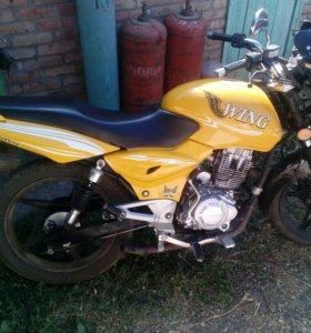 Мотоцикь Wing 150cc