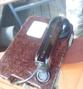 Старый советский телефон TA-57 ТА-57