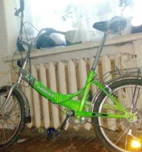 Велосипед байкал