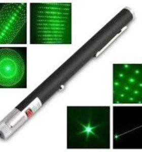 Laser green