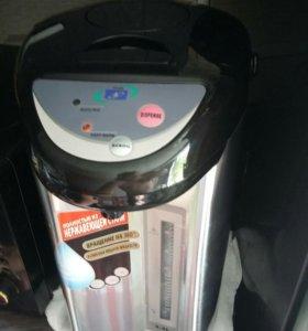 Термо чайник , термопот 5л.
