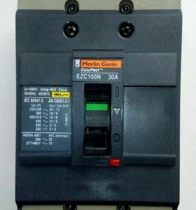 Автоматический выключатель EZC100N3030.