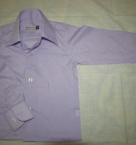 Рубашка на мальчика. Рост 92 см.