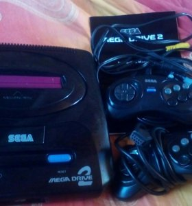 Sega mega drive2
