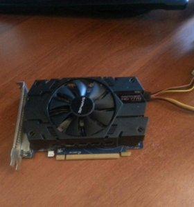 Игровая видеокарта AMD Radeon HD7770 Series 1GB