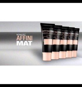 Новый тональный крем Maybelline Affinimat