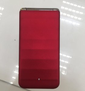 Телефон Vertex s104 red
