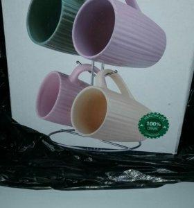 Новый набор чашек